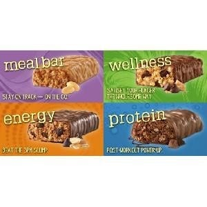 Life Choice Protein Brownie or Nutrition Bars