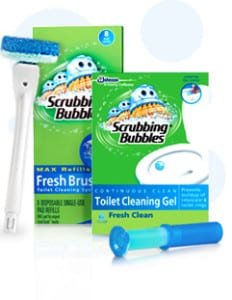 Scrubbing Bubbles BOGO Coupon