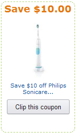 sonicare coupon