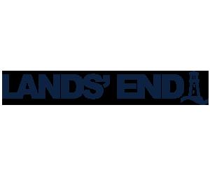 Online Only! 40% Off Lands' End Home!