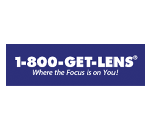 1-800-GET-LENS Coupons & Promo Codes