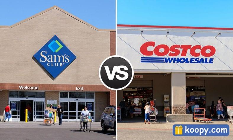 Sam's Club vs. Costco Price Comparison: Which Wholesaler is Cheaper?