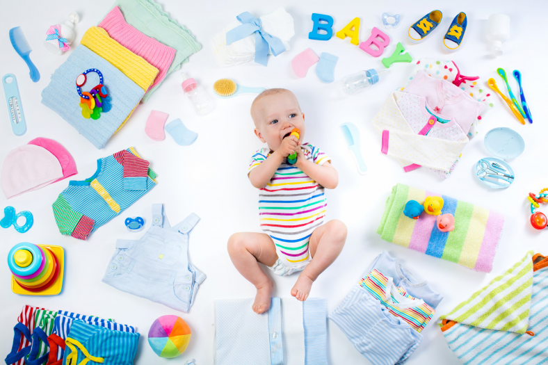 22 Ways to Save Money on Baby Stuff