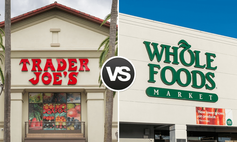 Trader Joe's vs. Whole Foods Price Comparison: Which Grocery Store is Better?